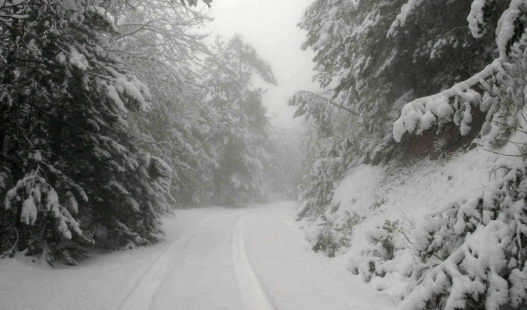 Νέα ψυχρή εισβολή μετά την Ζηνοβία από… Ρωσία! Χιόνια και στην Αττική. Μπορεί να φτάσει και -6