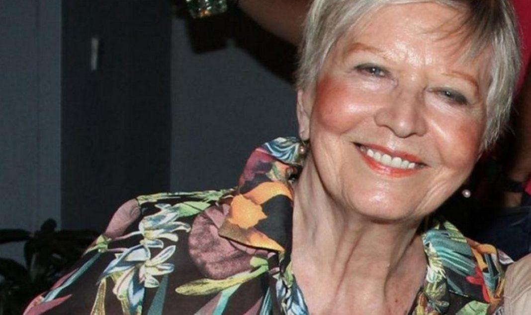 Πέθανε σήμερα σε ηλικία 77 ετών η αγαπημένη χορεύτρια και τραγουδίστρια Έρρικα Μπρόγιερ.