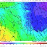 Κλέαρχος Μαρουσάκης-Προς την Τουρκία θα καταλήξει τελικά  το μεγαλύτερο μέρος της πολικής αέριας μάζας
