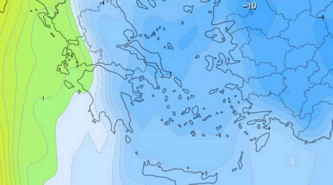 Κλέαρχος Μαρουσάκης: Τι βλέπουν τα τελευταία προγνωστικά στοιχεία για το τρίτο δεκαήμερο