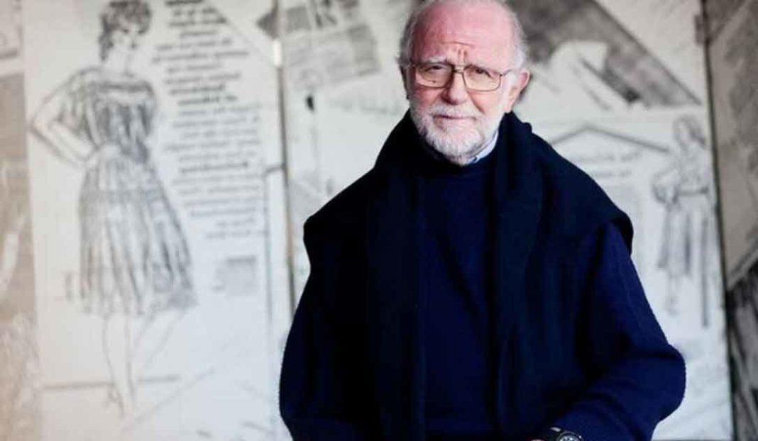 Σε ηλικία 82 ετών πέθανε ο διάσημος Έλληνας σχεδιαστής, Γιάννης Τσεκλένης.
