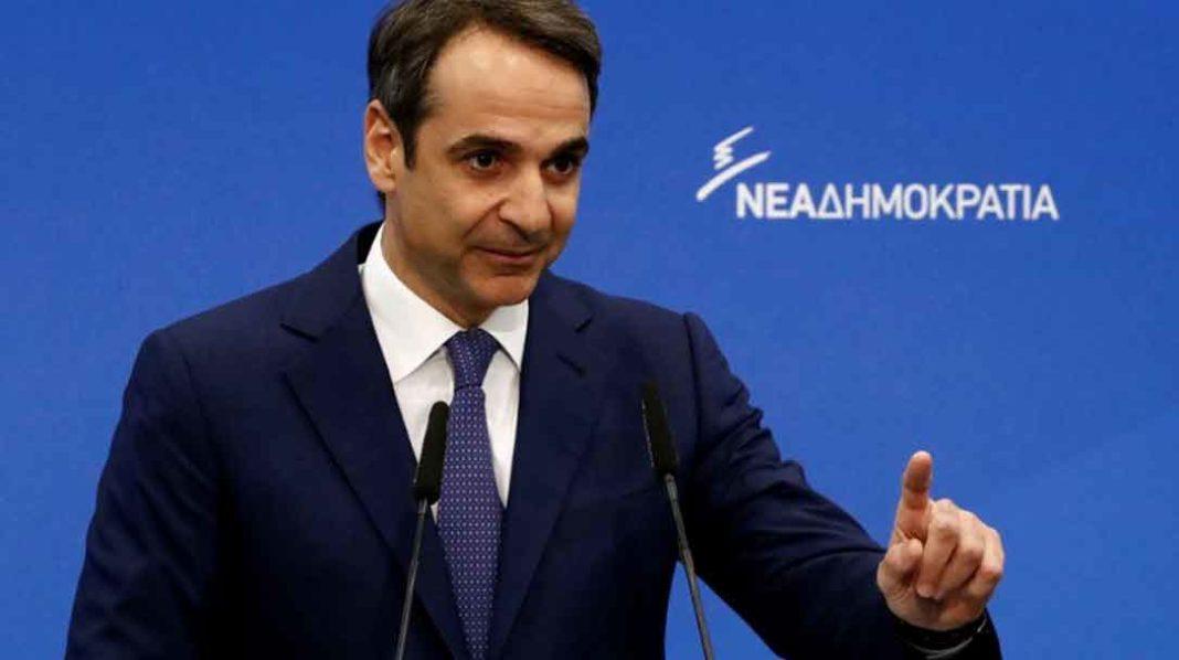 Πρόεδρος της Δημοκρατίας: Ο πρωθυπουργός Κυριάκος Μητσοτάκης απηύθυνε διάγγελμα στον ελληνικό λαό και ανακοίνωσε την