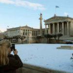Προϋποθέσεις για χιόνια στην Αθήνα