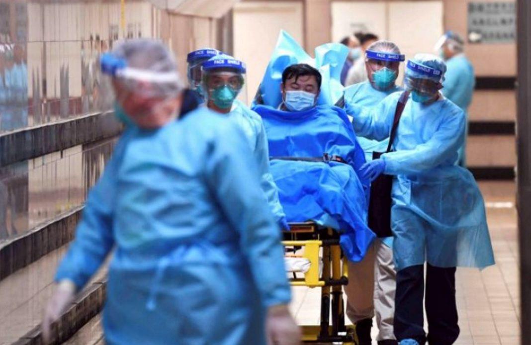 Παγκόσμιο πείραμα εν εξελίξει: Εικόνες τρέλας στην Κίνα για τον κοροναϊό (ΒΙΝΤΕΟ)