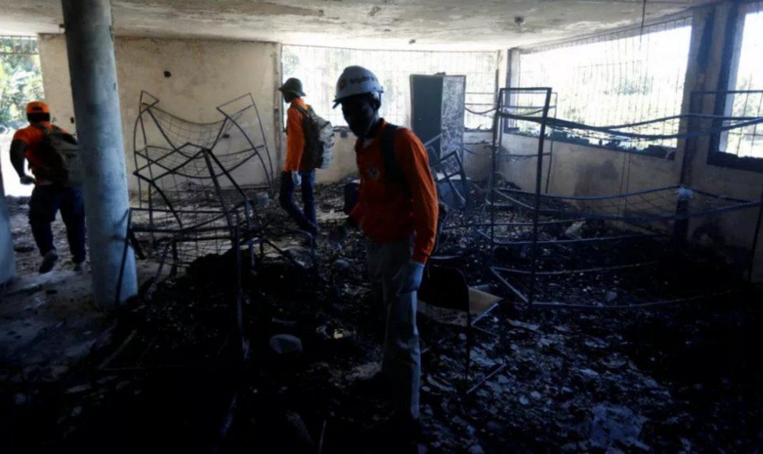 Απίστευτη τραγωδία σημειώθηκε στην Αϊτή, καθώς φωτιά σε ορφανοτροφείο προκάλεσε τον θάνατο 15 παιδιών. Την ανακοίνωση έκαναν οι τοπικές αρχές