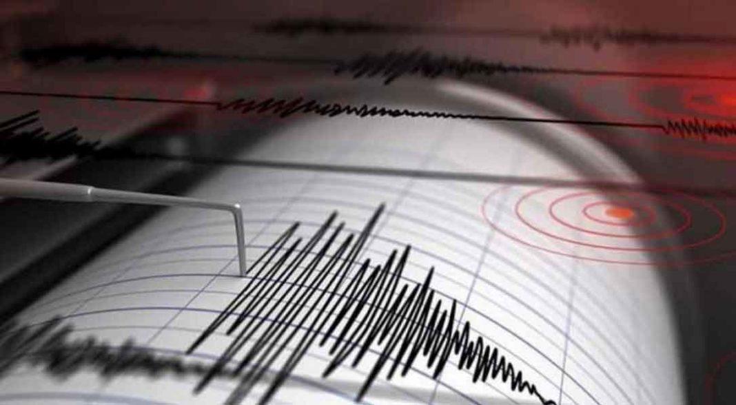Διπλός σεισμός - 3,8 και 3,2 Ρίχτερ - μέσα σε μισή ώρα στην περιοχή της Ακράτας