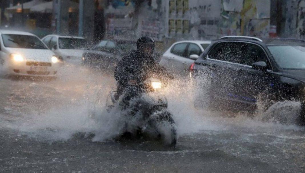 Άστατος θα είναι σήμερα ο καιρός με τοπικές βροχές και ενδεχομένως σποραδικές καταιγίδες στο μεγάλο μέρος της χώρας.