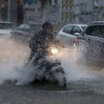 Έκτακτο δελτίο επιδείνωσης καιρού: Έρχονται καταιγίδες, χιόνια και χαλάζι