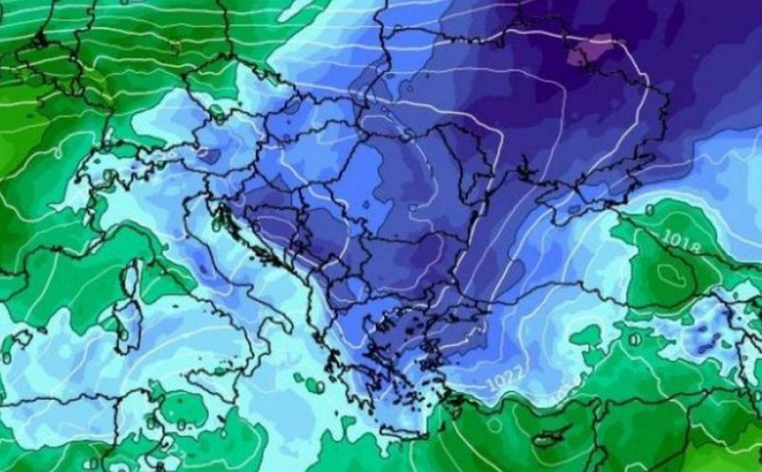Σύντομο θα είναι το διάστημα της βελτίωσης του καιρού από τη Δευτέρα, καθώς απ' την Τετάρτη αναμένεται νέα επιδείνωση των καιρικών