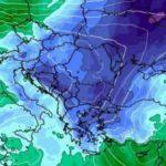 Καιρός: Στον ορίζοντα νέα... κακοκαιρία και πτώση θερμοκρασίας! Καρέ - καρέ η εξέλιξη (video)