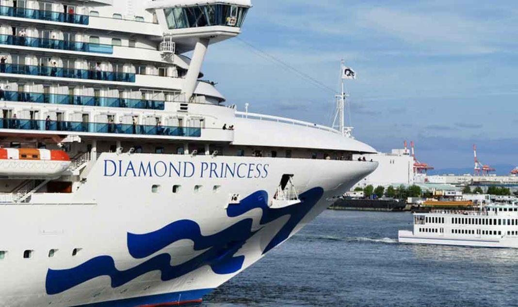 Η Ιαπωνία παραδέχθηκε το Σάββατο ότι 23 επιβάτες του κρουαζιερόπλοιου Diamond Princess εγκατέλειψαν το πλοίο χωρίς να περάσουν από τους ιατρικούς ελέγχους για τον ιό Covid-19.