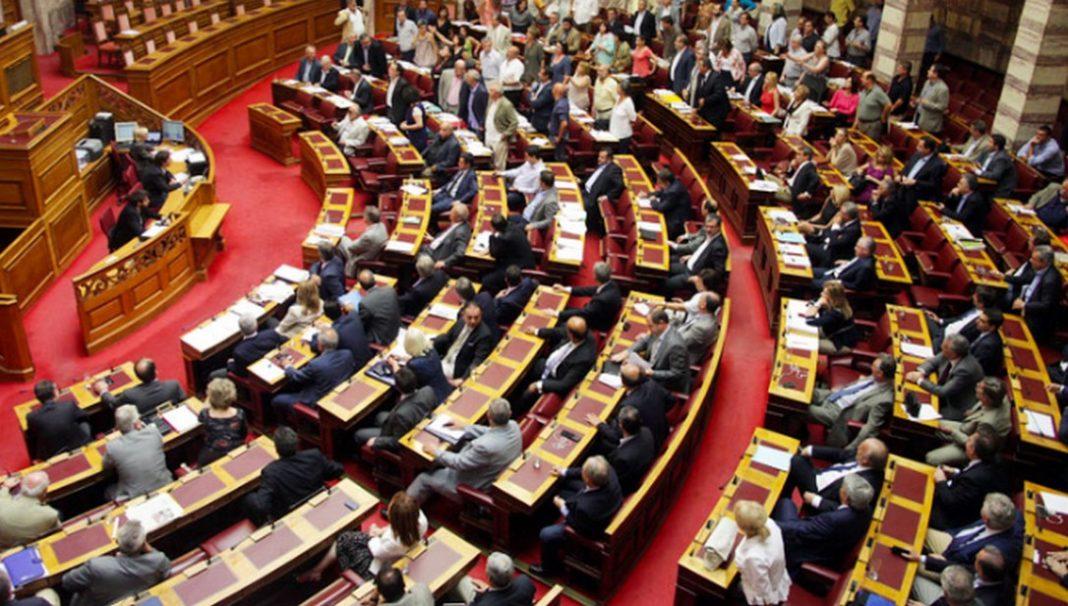 Έκτακτα μέτρα για τον κορονοϊό λαμβάνει και το ελληνικό κοινοβούλιο. Στα μέτρα που λαμβάνονται ήδη περιλαμβάνεται