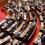 Κορονοϊός: Έκτακτα μέτρα στη Βουλή ΤΩΡΑ