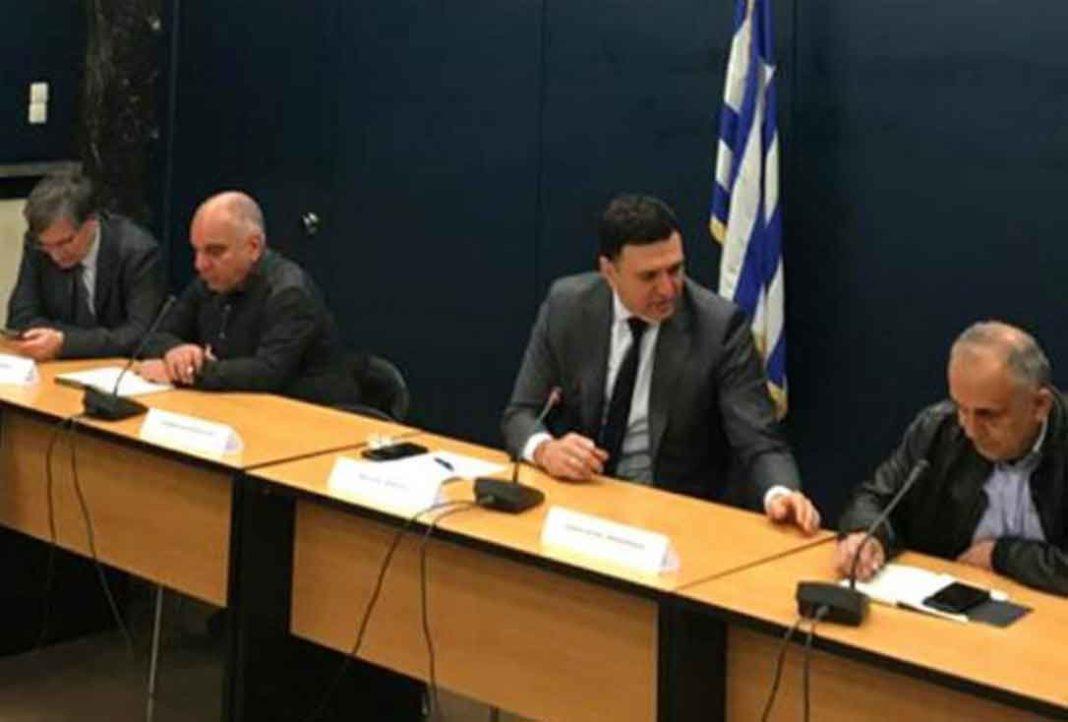 Κοροναϊος:Έκτακτη σύσκεψη στο υπουργείο Υγείας Όλα τα νεότερα δεδομένα: Προβληματισμός στο υπουργείο Υγείας