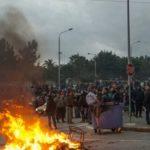 Λέσβος: Νέα επίθεση σε ξενοδοχείο που έμεναν ΜΑΤ - Έκαψαν τα προσωπικά τους είδη!