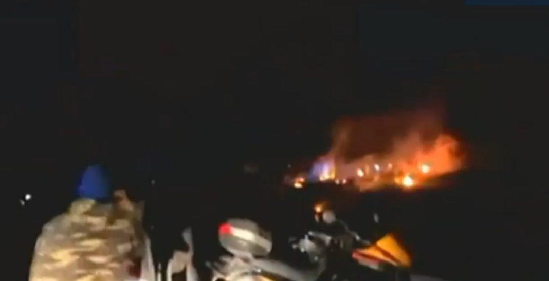 Μαίνονται οι αντιδράσεις και στην Χίο για την δημιουργία κλειστών κέντρων φιλοξενίας, με την κυβέρνηση να δείχνει