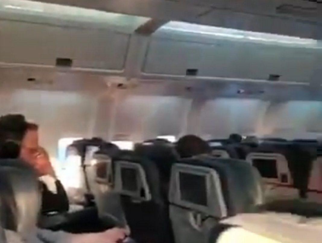 Αίσιο τέλος είχε η πτήση θρίλερ αεροπλάνο της Canadian Airlines, το οποίο πετούσε επί ώρες πάνω από το αεροδρόμιο «Μπαράχας» της Μαδρίτης.