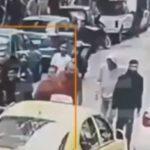 Οπλισμένοι «μετανάστες» περικυκλώνουν και χτυπάνε ταξί – Συγκλονίζουν τα νέα ΒΙΝΤΕΟ από την Αθήνα