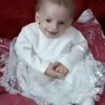 Ουκρανία: Κοριτσάκι 8 ετών πέθανε από γηρατειά