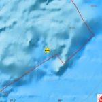 Σεισμός ΤΩΡΑ: Νέα σεισμική δόνηση νοτιοανατολικά της Καρπάθου