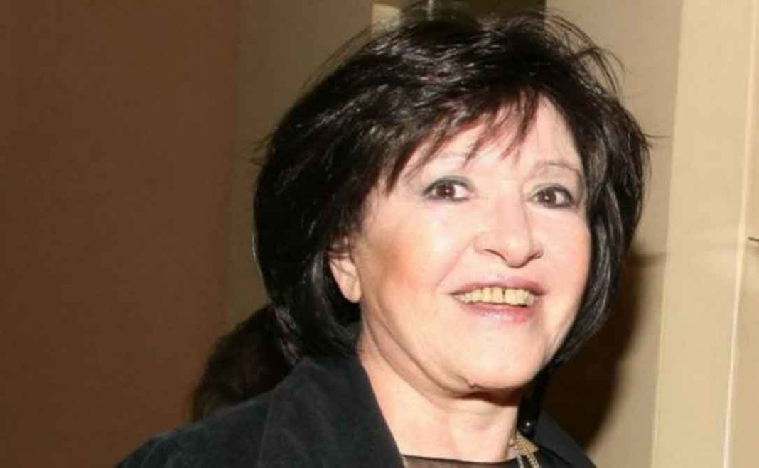 Σε ιδιωτική κλινική νοσηλεύεται το τελευταίο διάστημα η Μάρθα Καραγιάννη.