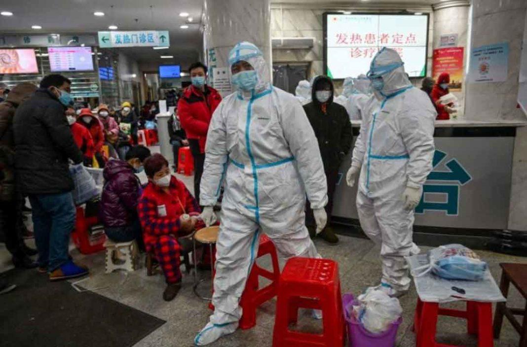 Tencent :Κοροναϊό- Μπορεί να διέρρευσαν κατά λάθος τα πραγματικά στοιχεία για τους θανάτους από τον ιό