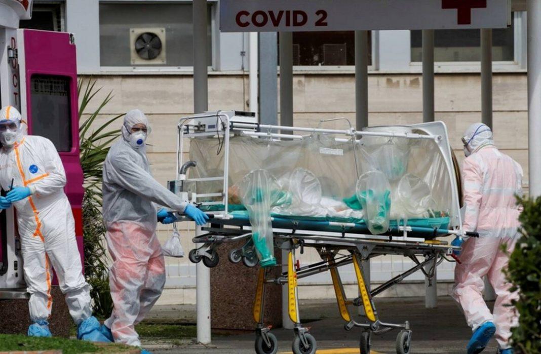 Κορονοϊός: Καταγράφηκαν 3.526 νέα κρούσματα σε 24 ώρες στην Ιταλία