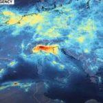 """Απίστευτο Video """"Εικόνες δορυφόρου"""": Απεικονίζεται εντυπωσιακή  μείωση της ατμοσφαιρικής ρύπανσης, πάνω από την Ιταλία"""