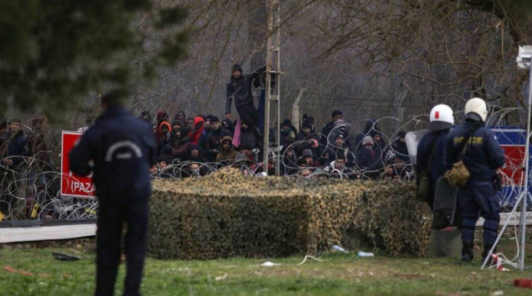 Είναι η αιχμή του δόρατος της ελληνικής άμυνας στα ελληνοτουρκικά σύνορα. Οι άντρες των ΜΑΤ δίνουν από τις 28 Φεβρουαρίου μια τιτάνια