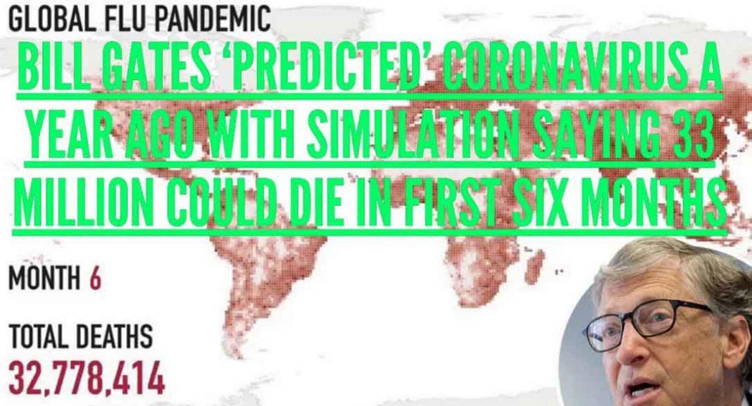 Ο θάνατος του Kobe Bryant, ο αριθμός 33, η εμμονή του Bill Gates με κάποια επιδημία...