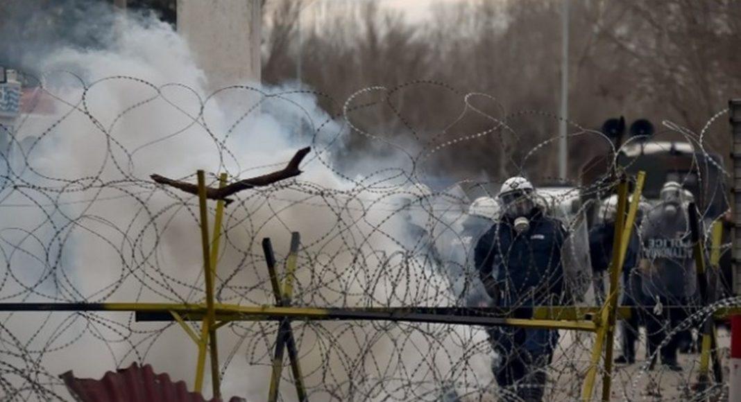 Νέα επεισόδια σημειώθηκαν στα ελληνοτουρκικά σύνορα στον Έβρο, το πρωί της Τετάρτης (04/03).