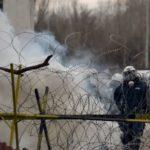 """Έβρος: Άγρια επεισόδια στις Καστανιές –""""Μετανάστες""""  Πετούν χημικά στους αστυνομικούς"""