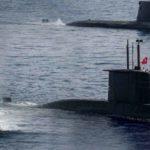 Η Άγκυρα ΠΙΕΖΕΙ-11υποβρύχια  στο Αιγαίο-Παίρνουν θέσεις -Στην Κρήτη και στο Ιόνιο Πέλαγος.. μεταξύ Κεφαλλονιάς και Ζακύνθου!