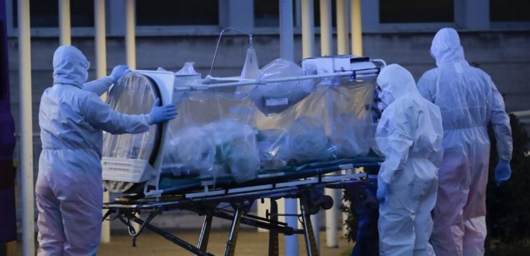 Χθες το σύνολο κρουσμάτων του κορονοϊού ήταν 110.574 και είχαν χάσει την ζωή τους 13.155 άνθρωποι ενώ 16.847 είχαν θεραπευθεί.