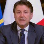 Διάγγελμα Κόντε :Κλείνει όλες τις παραγωγικές δραστηριότητες στη χώρα