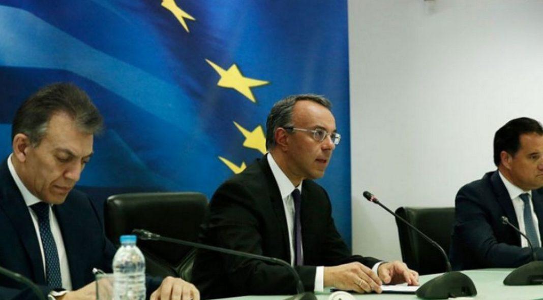 Κορονοϊός στην Ελλάδα: Την επέκταση των μέτρων στήριξης της οικονομίας από τις συνέπειες της κρίσης του κορονοϊού ανακοίνωσε