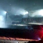 Σοβαρά επεισόδια στον Έβρο – Απόπειρα να ρίξουν το φράκτη