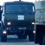 Ρωσικά οχήματα  στην Ιταλία: Η επίλεκτη μονάδα του Β. Πούτιν αναλαμβάνει την αποστολή εξόντωσης του Covid-19