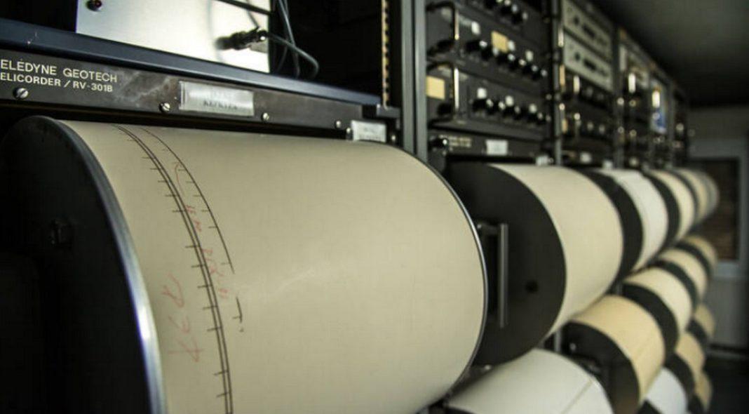 Σεισμική δόνηση 3,7 Ρίχτερ ταρακούνησε το απόγευμα της Δευτέρας την Αμαλιάδα.