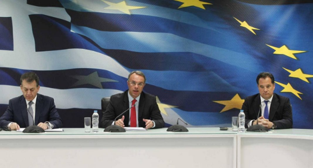 Ο Χρήστος Σταϊκούρας, κατά τη διάρκεια τηλεοπτικών του δηλώσεων έστειλε «σήμα» ότι το Κράτος αντέχει άλλους 2-3 μήνες (δηλαδή μέχρι Μάιο – Ιούνιο)