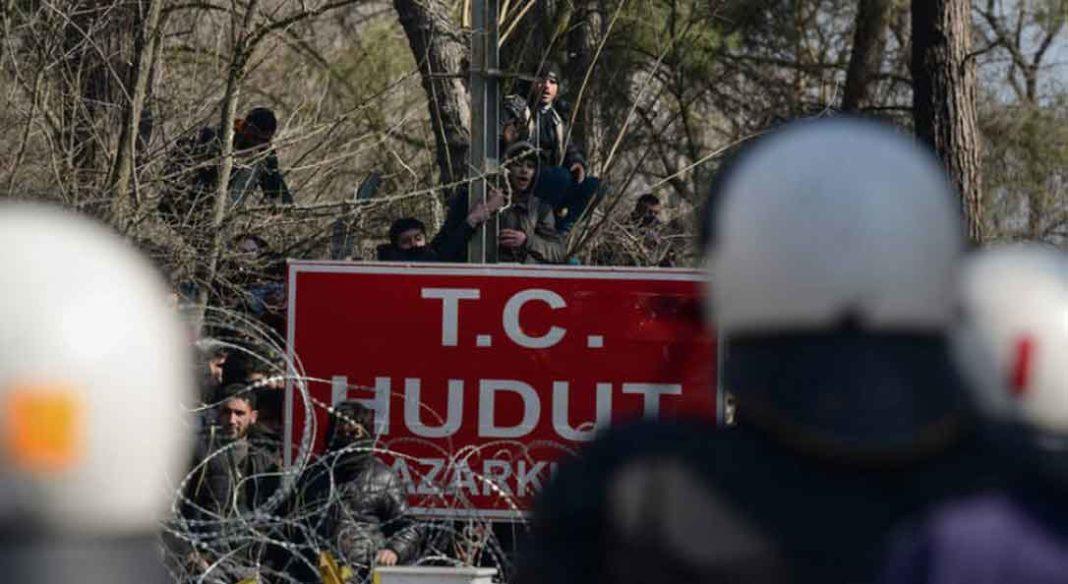 Στα κρατητήρια της Αδριανούπολης κρατείται η δημοσιογράφος του τηλεοπτικού σταθμού Mega, Σοφία Καρτάλη, η οποία συνελήφθη χθες