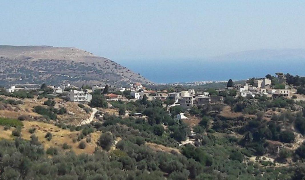 Το περίεργο περιστατικό που αναστάτωσε σήμερα το χωριό Μονή Μαλεβιζίου