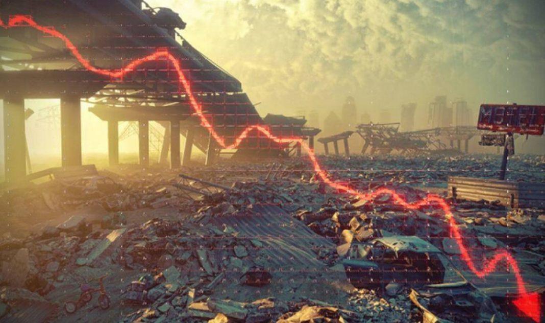 """BOMBA"" από think tank: Όσα έγιναν τα τελευταία 24ωρα δείχνουν με έμμεσο τρόπο το τέλος της Ευρώπης. Αυτή την στιγμή έχουν δημιουργηθεί δύο μέτωπα. Από την μία Γερμανία, Ολλανδία"