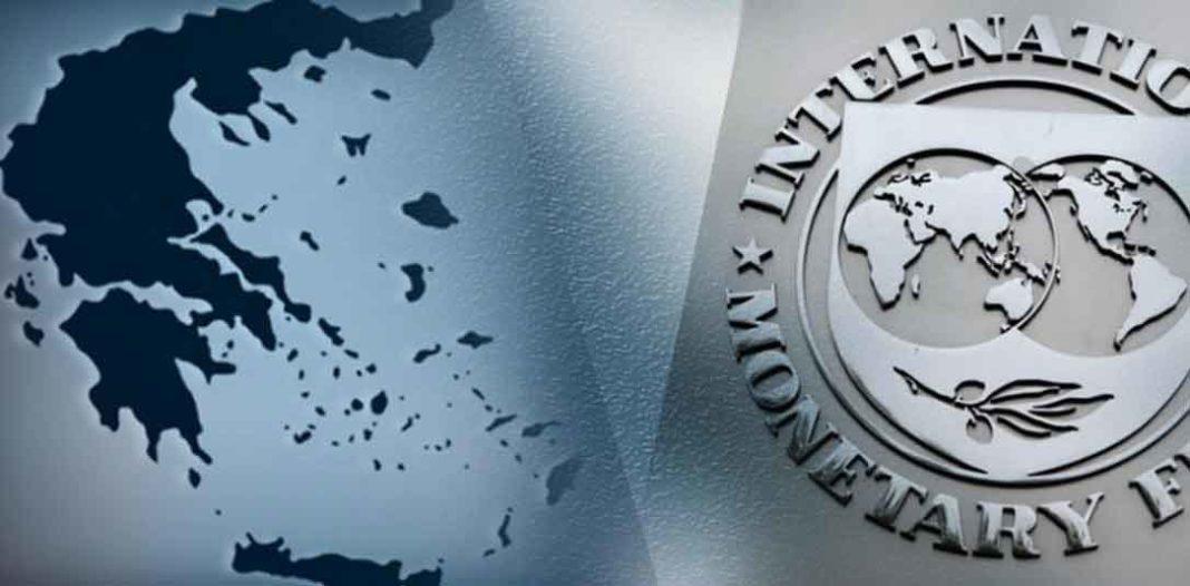 ΔΝΤ-Δυσμενείς προβλέψεις για τα δημοσιονομικά Εξαιρετικά δυσοίωνες είναι οι προβλέψεις για την ελληνική οικονομία, καθώς εντός του έτους και λόγω της πανδημίας αναμένεται νέα