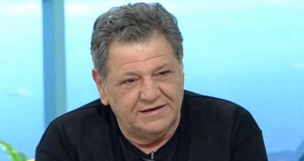 Στο νοσοκομείο εισήχθη εσπευσμένα ο Γιώργος Παρτσαλάκης, ο οποίος υπέστη καρδιακό επεισόδιο. Ο αγαπημένος
