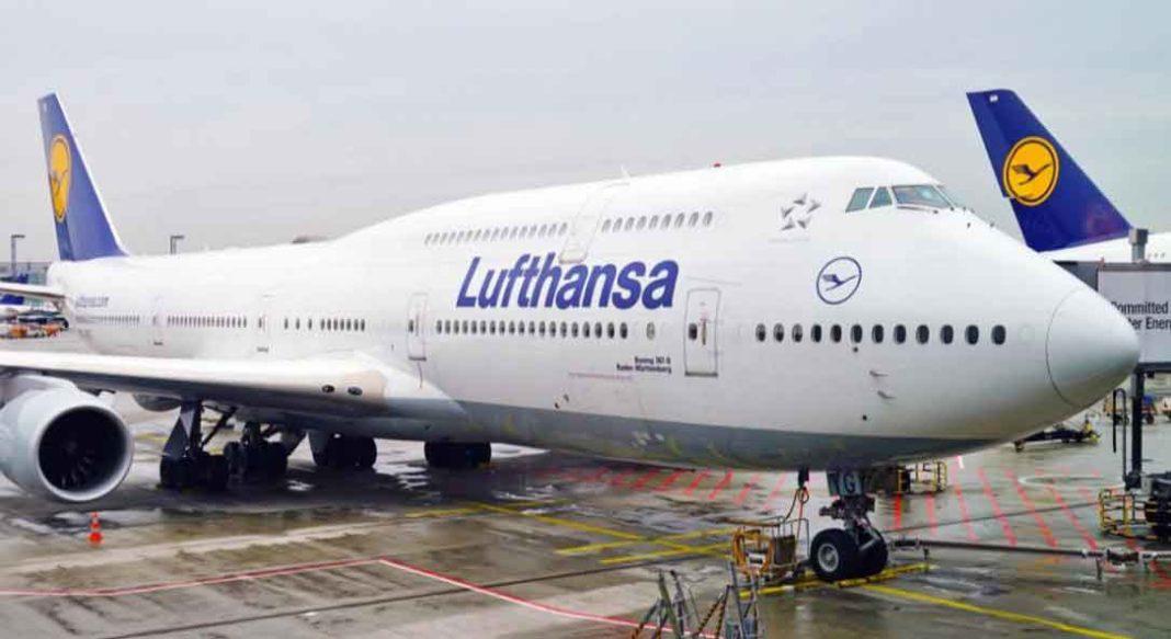 Lufthansa, η οποία δεν είναι πλέον σε θέση να καλύψει τις χρηματοδοτικές της ανάγκες με δανεισμό απευθείας από τις αγορές.