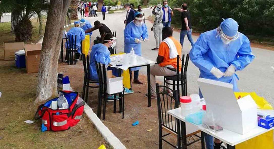 Δύο παιδιά με υψηλό πυρετό βρέθηκαν θετικά στον κορωνοϊό μετά από τεστ στο κέντρο Υγείας στο Κρανίδι.