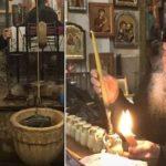 Μήνυμα στους Ορθοδόξους απευθύνει ο Αγιοταφίτης Γέροντας Ιουστίνος