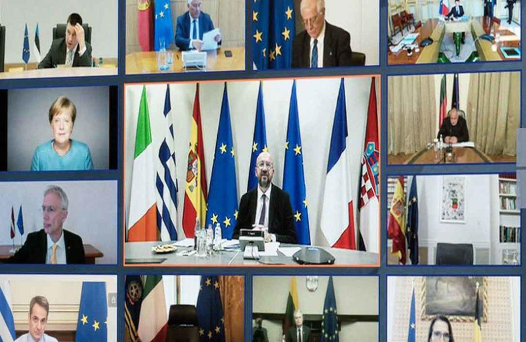 Μετά από περίπου τέσσερις ώρες ολοκληρώθηκε η Σύνοδος Κορυφής της ΕΕ.