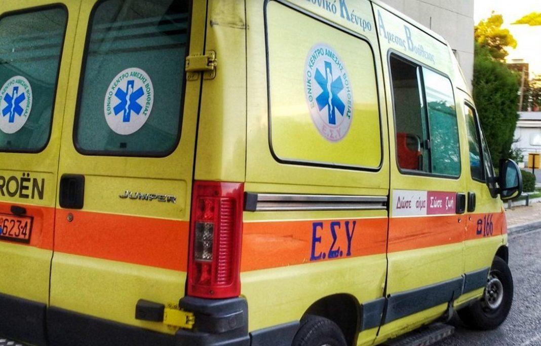 Στο νοσοκομείο παίδων Αγία Σοφία μεταφέρθηκε ένα οκτάχρονο κορίτσι από τα Λιόσια το οποίο σύμφωνα, με τους γιατρούς, φέρει τραύμα στο πόδι